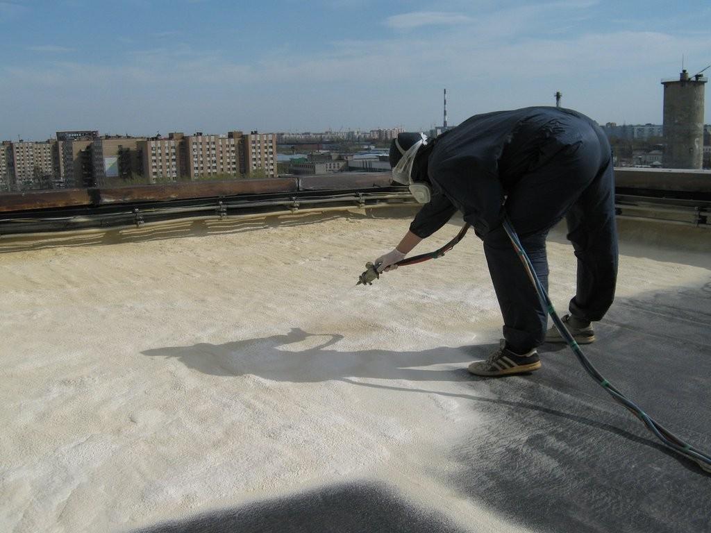 гидроизоляция крыши многоквартирного дома